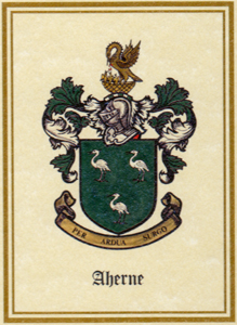 The O'Hearn Family Coat of Arms